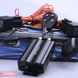 فروش و نصب بهترین ردیاب ماهواره ای مجهز به دزدگیر با قابلیت کنترل از راه دور